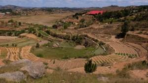 Derrière la maison rouge, Antananarivo 2