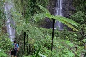 Cascades du Bras d'Anette, Saint-Benoit, La Réunion 9