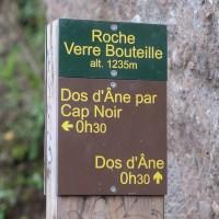 Roche Verre Bouteille, Dos d'Âne 16