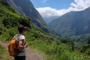 Canalisation des Orangers par le Maïdo, Mafate, La Réunion 29