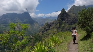 Canalisation des Orangers par le Maïdo, Mafate, La Réunion 36
