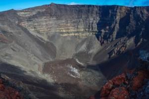 Cratère Dolomieu, Piton de La Fournaise 6