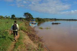 Begidro à Tsimafana, Tsiribihina, Morondava, Madagascar 8