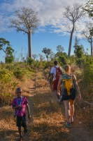 Begidro à Tsimafana, Tsiribihina, Morondava, Madagascar 43