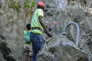 Tsingy de Bemaraha, Bekopaka 27
