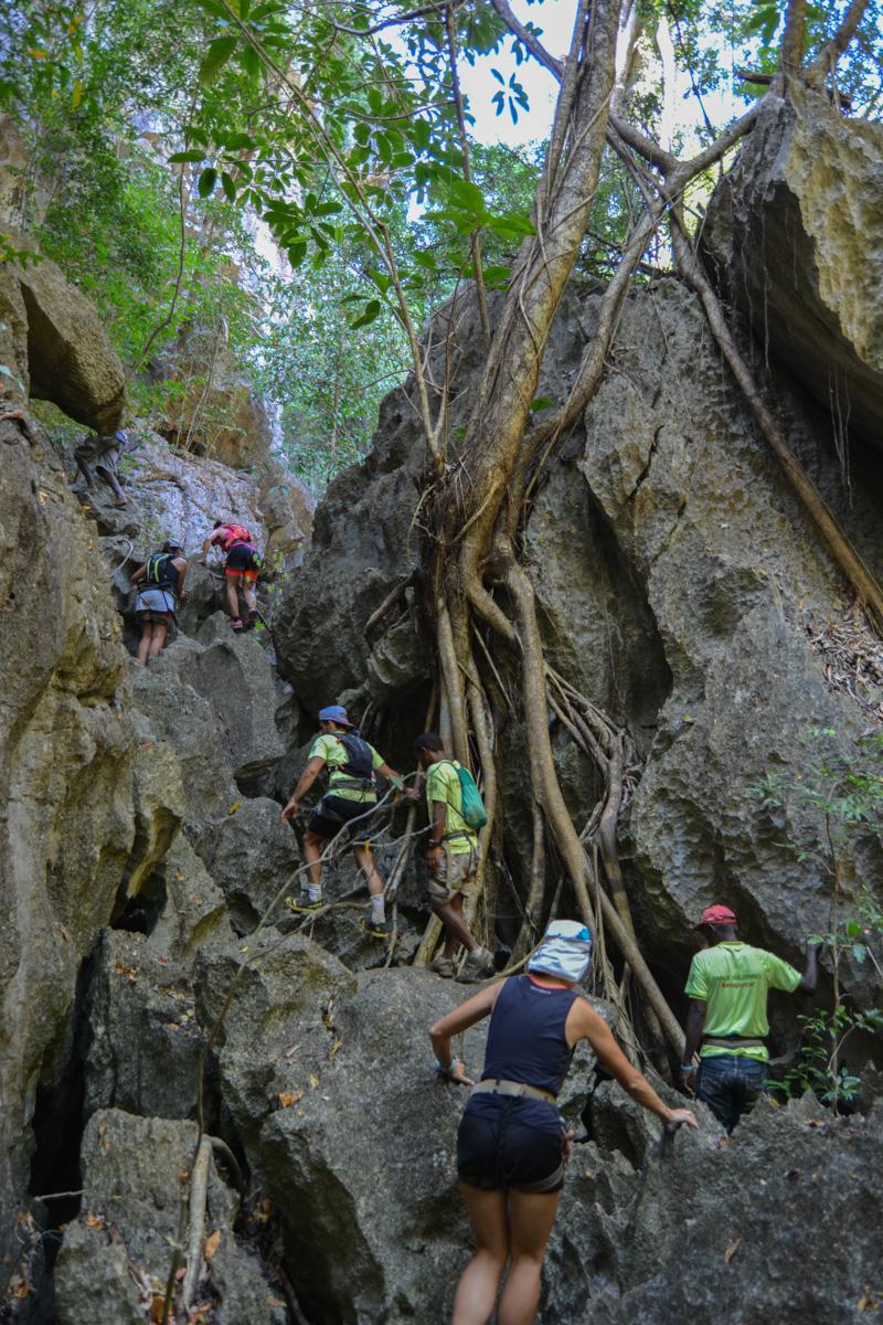 Tsingy de Bemaraha, Bekopaka 25