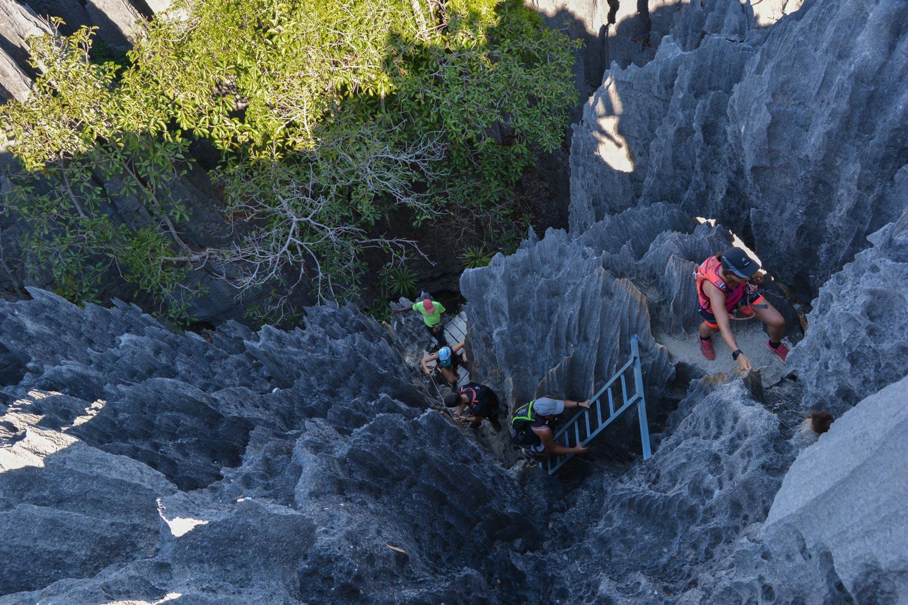 Tsingy de Bemaraha, Bekopaka 40
