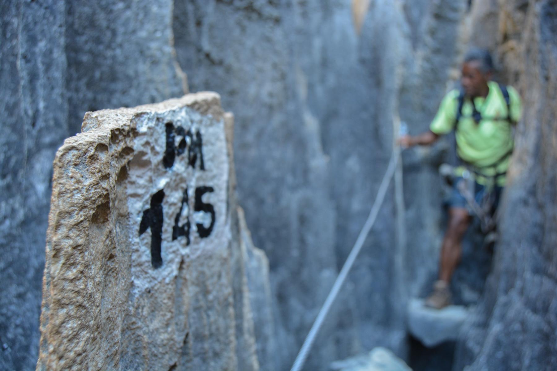 Tsingy de Bemaraha, Bekopaka 51