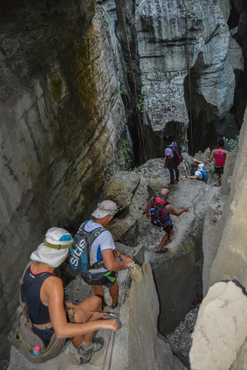 Tsingy de Bemaraha, Bekopaka 60