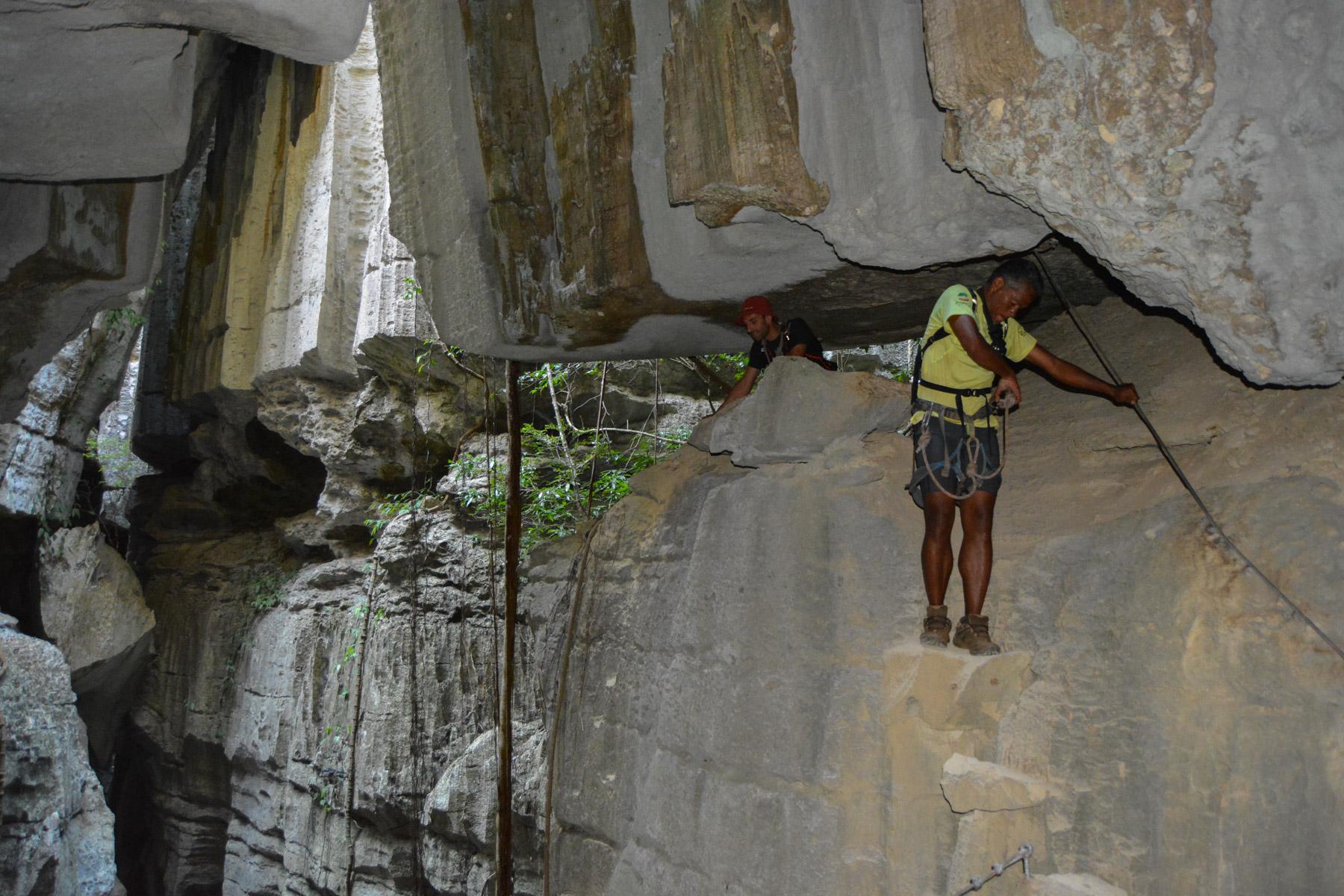 Tsingy de Bemaraha, Bekopaka 61