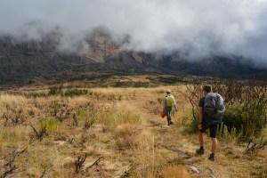 Sur la piste du Tsaranoro, Étape 2 - Vallée de Namoly au pied du pic Imarivolanitra, Madagascar 27