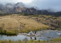 Sur la piste du Tsaranoro, Étape 2 - Vallée de Namoly au pied du pic Imarivolanitra, Madagascar 15
