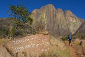 Grand tour du Tsaranoro, Vohitsoaka 7