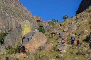 Grand tour du Tsaranoro, Vohitsoaka 19