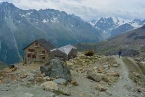 Cabane des Aiguilles Rouges, Valais, Suisse 12