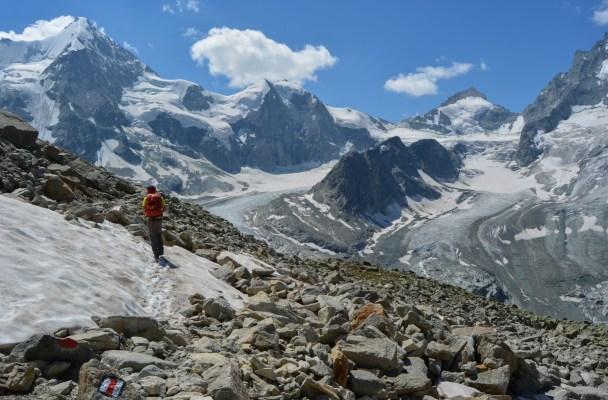 Cabane du Grand Mountet, Valais, Suisse 2