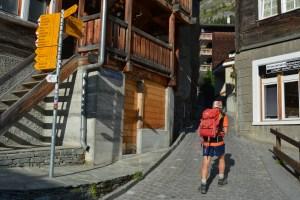 Höhbalmen Trail, Zermatt 5