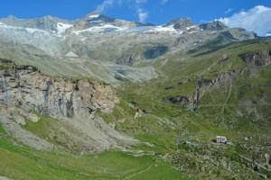 Höhbalmen Trail, Zermatt, Valais, Suisse 13