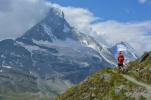 Höhbalmen Trail, Zermatt, Valais, Suisse 21
