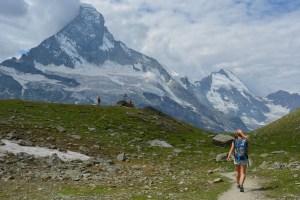 Höhbalmen Trail, Zermatt, Valais, Suisse 27