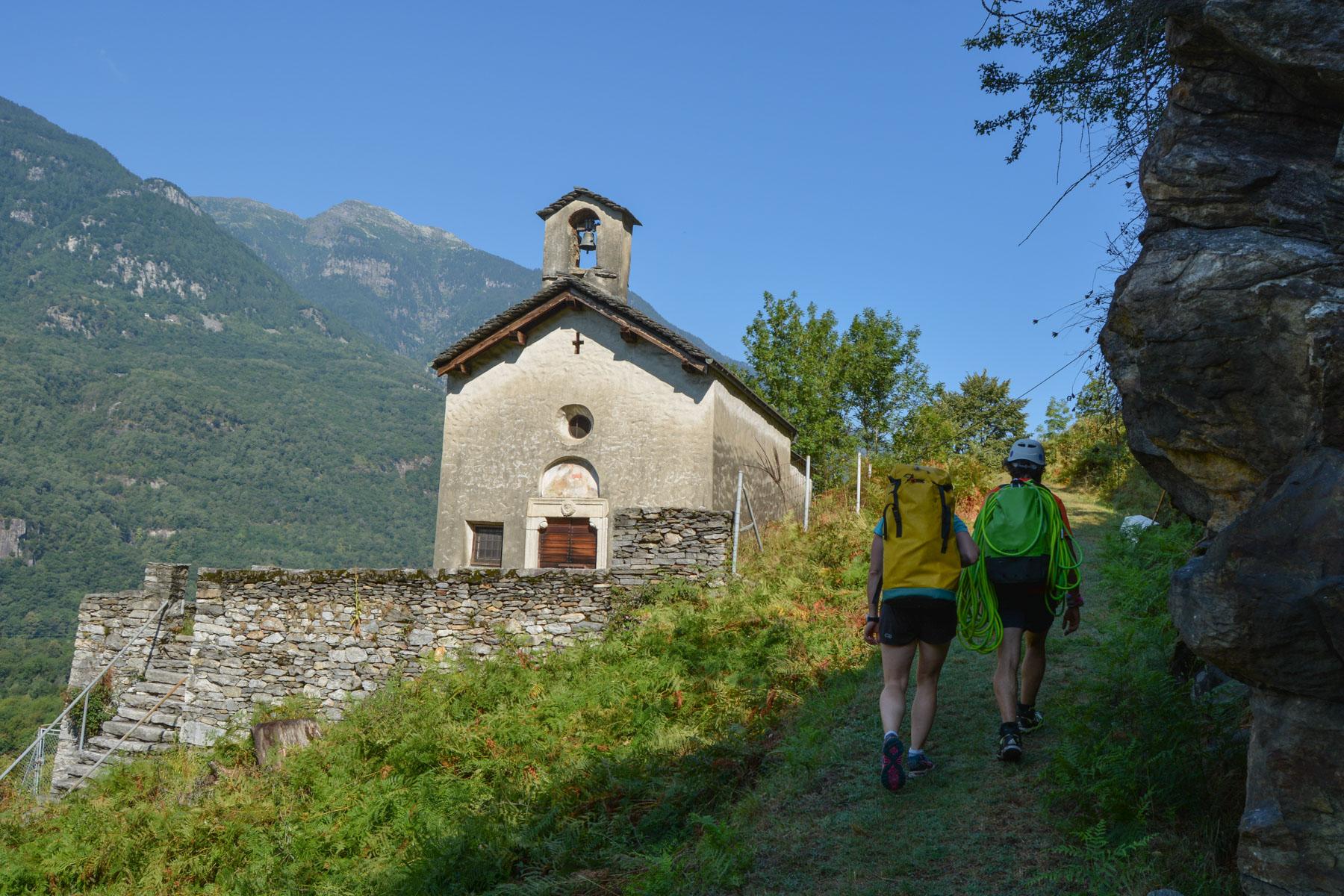 Riale di Nala inferiore, Ticino 4