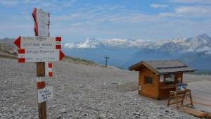 Sentiero Benini, Dolomites 56