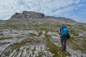 Sentiero Benini, Dolomites 57