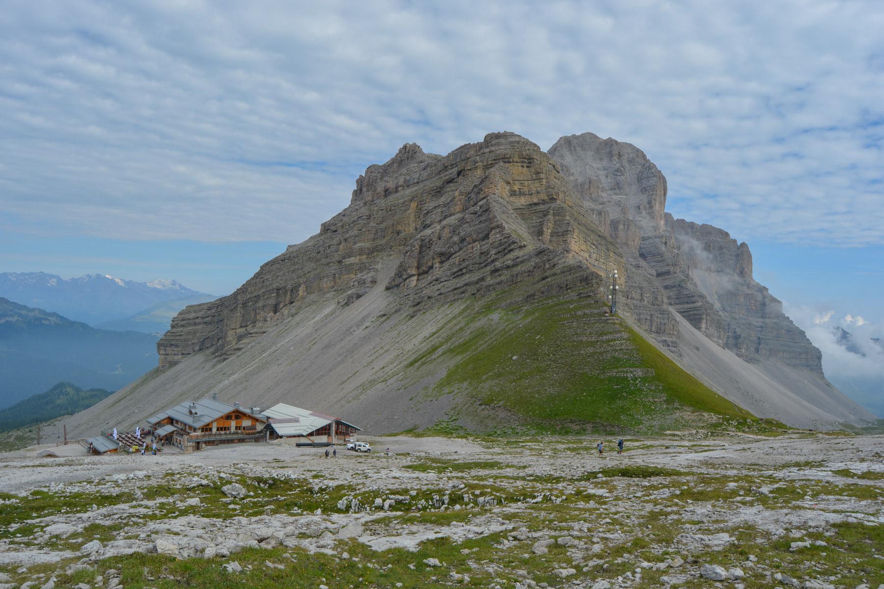 Sentiero Benini, Dolomites 7