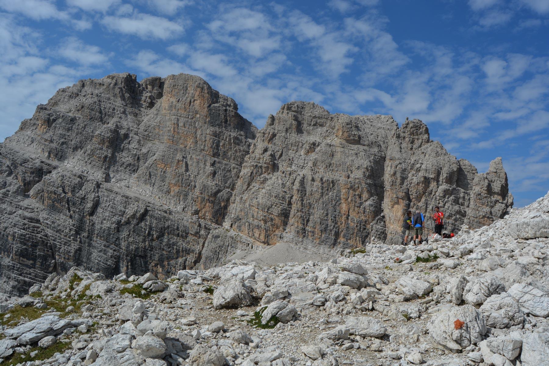 Sentiero Benini, Dolomites 18