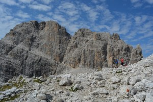 Sentiero Benini, Dolomites 69