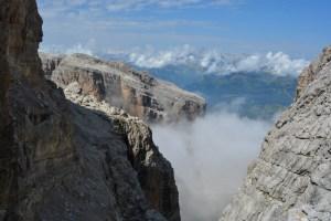 Sentiero Benini, Dolomites 75