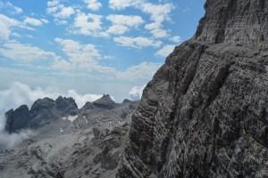 Sentiero Benini, Dolomites 77