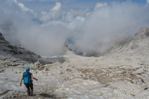 Sentiero Benini, Dolomites 88