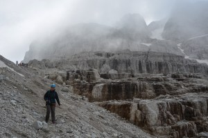 Sentiero Benini, Dolomites 101