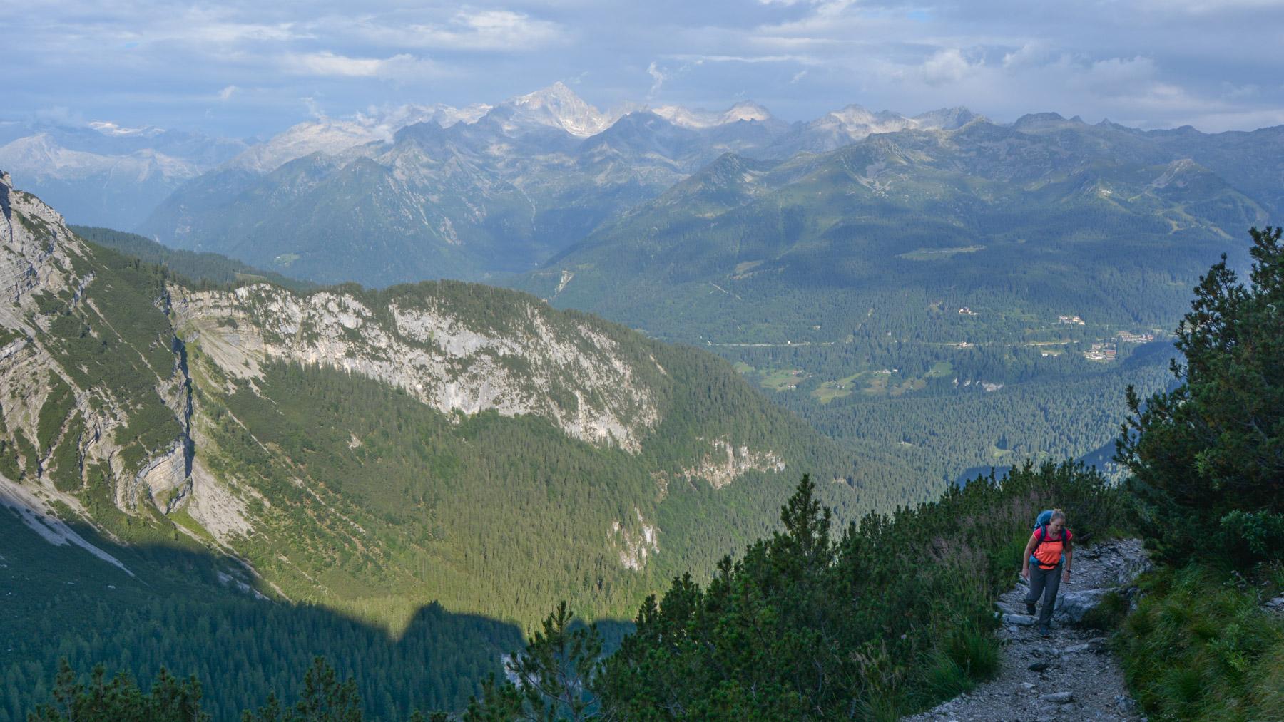 Via delle Bocchette Centrali, Dolomites 6