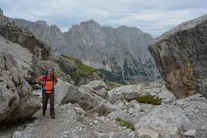 Via delle Bocchette Centrali, Dolomites 13