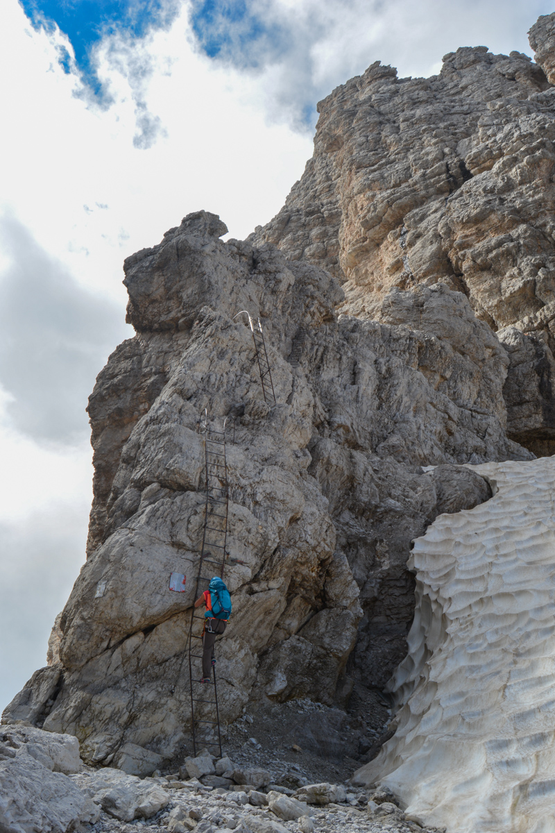 Via delle Bocchette Centrali, Dolomites 20