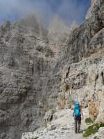 Via delle Bocchette Centrali, Dolomites 32
