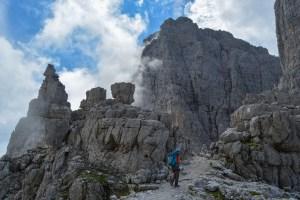 Via delle Bocchette Centrali, Dolomites 42
