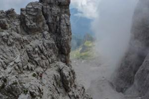 Via delle Bocchette Centrali, Dolomites 44