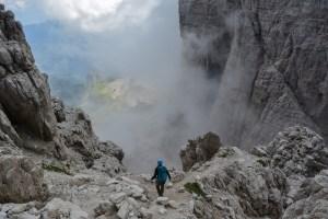 Via delle Bocchette Centrali, Dolomites 30