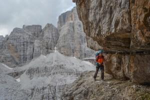 Via delle Bocchette Centrali, Dolomites 18