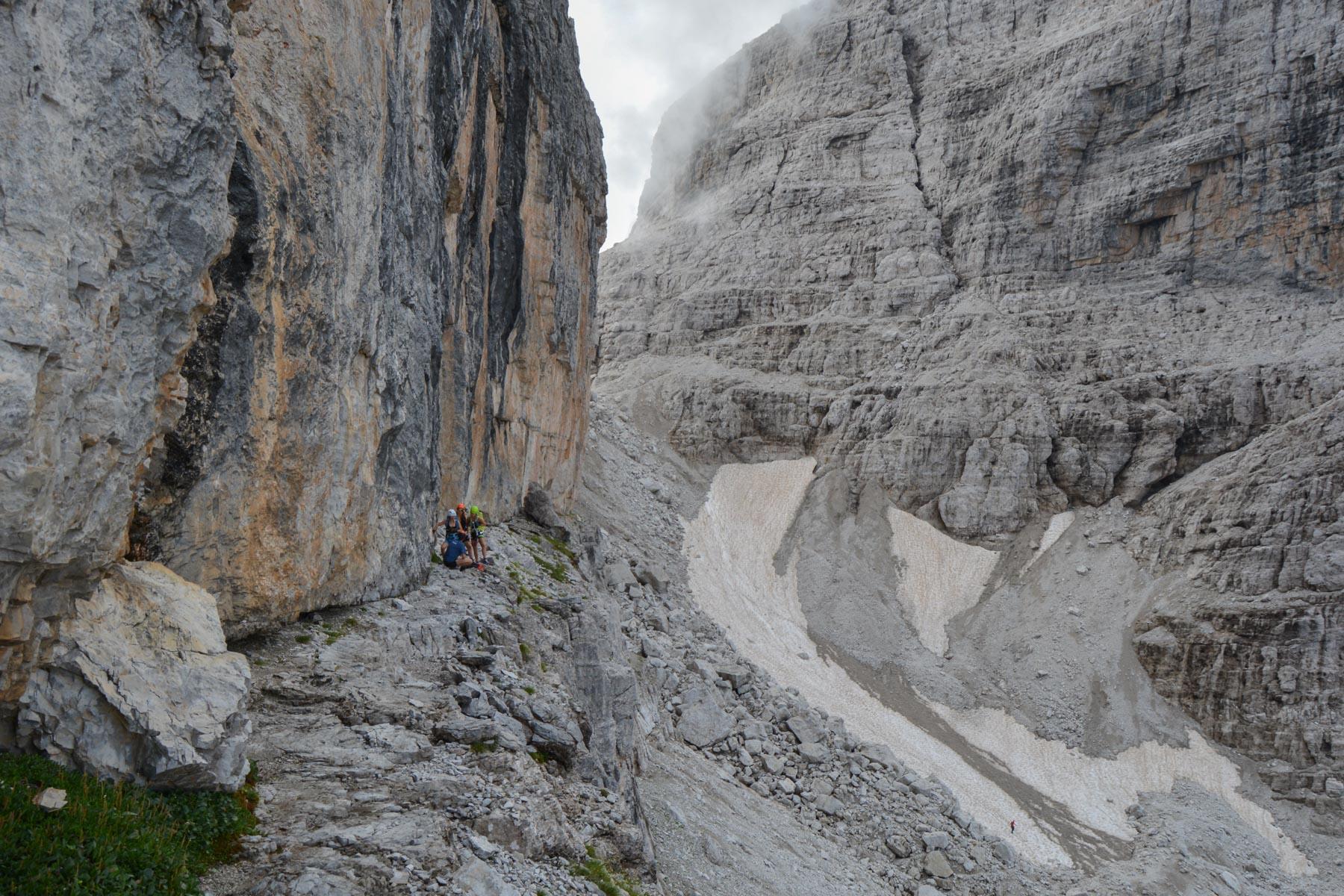 Via delle Bocchette Centrali, Dolomites 58