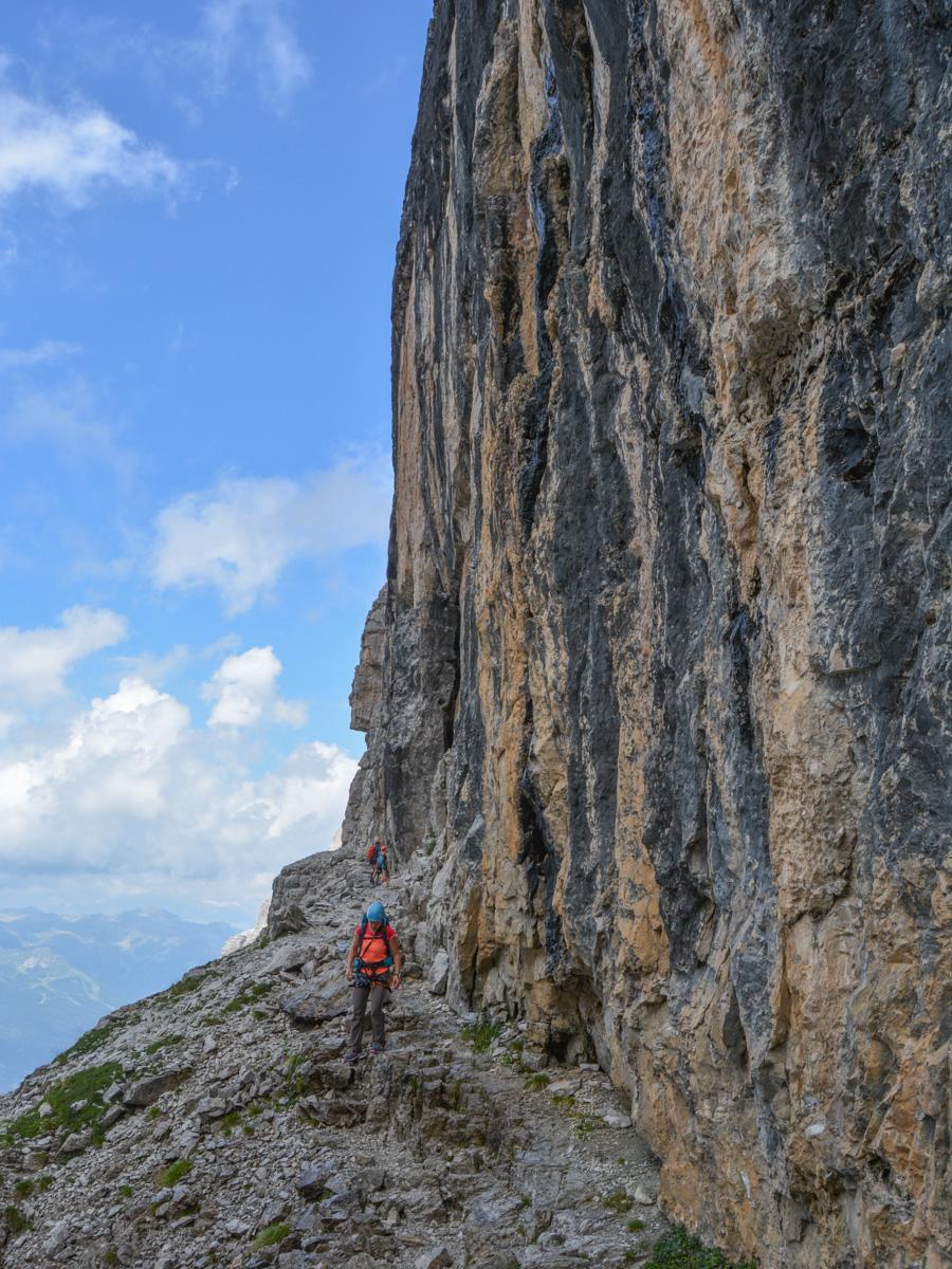Via delle Bocchette Centrali, Dolomites 59