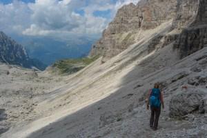 Via delle Bocchette Centrali, Dolomites 67