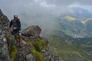 Via ferrata delle Trincee, Dolomites 23