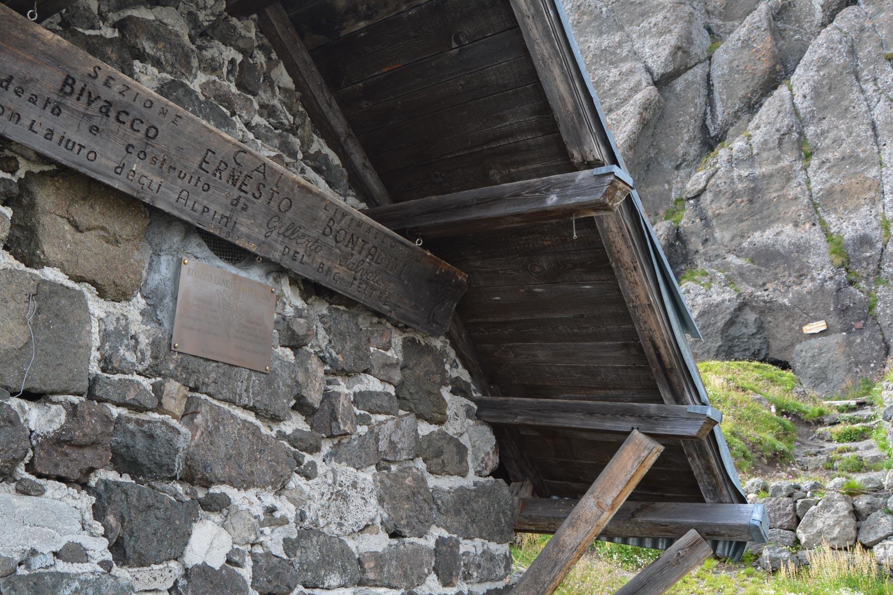 Via ferrata delle Trincee, Dolomites 46