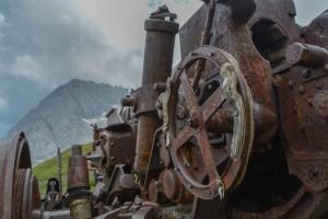 Via ferrata delle Trincee, Dolomites 50