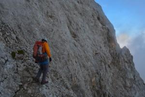 Via Eterna Brigata Cadore, Dolomites 17