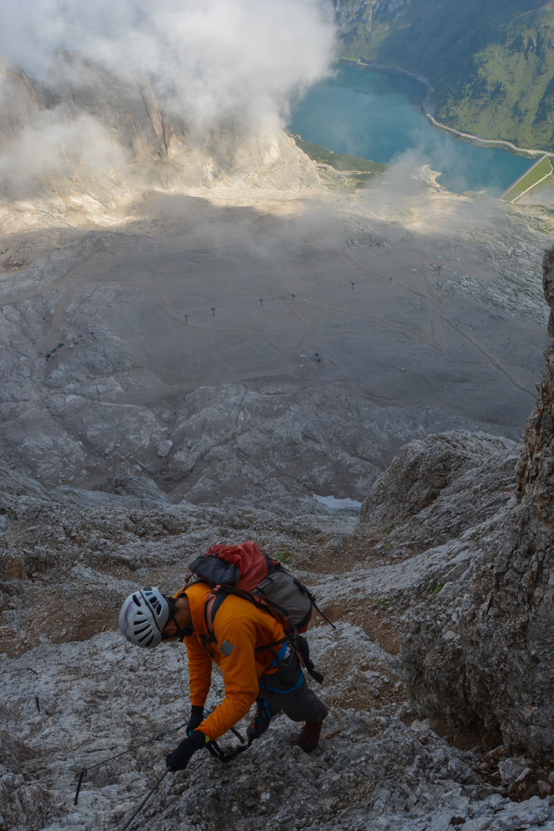 Via Eterna Brigata Cadore, Dolomites 20
